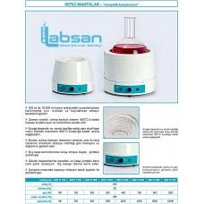 ISOLAB BALON ISITICI 10000 mL/450 °C