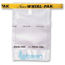 Poşet, 207 Ml, 95X180 Mm, 76 µl, Pe, Steril, Metal Kilitli, Whirl-Pak®